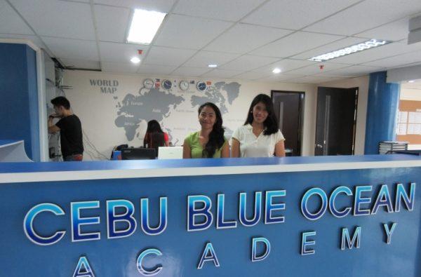 Cebu Blue Ocean学校資料2020