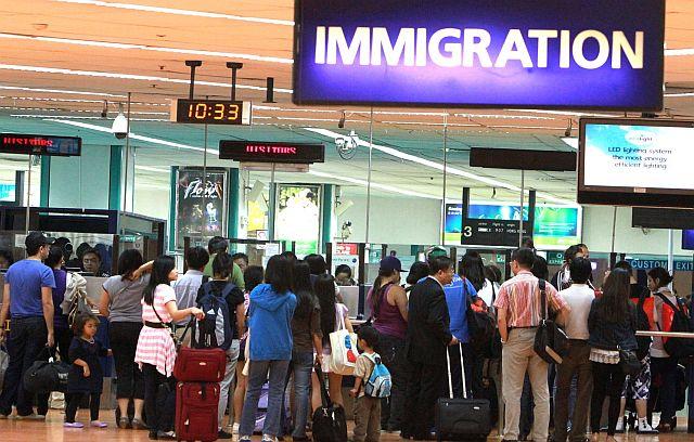 [フィリピン到着時]入国の流れをチェック!