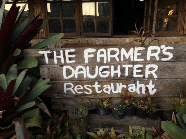 バギオの郷土料理を堪能できるレストランThe Farmer's Daughter Restaurant
